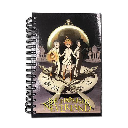 The Promised Neverland Group Notebook