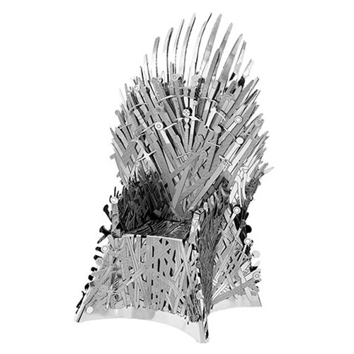 Game of Thrones Iron Throne Iconx Model Kit