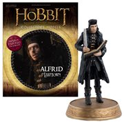 The Hobbit Alfrid of Laketown with Collector Magazine #10