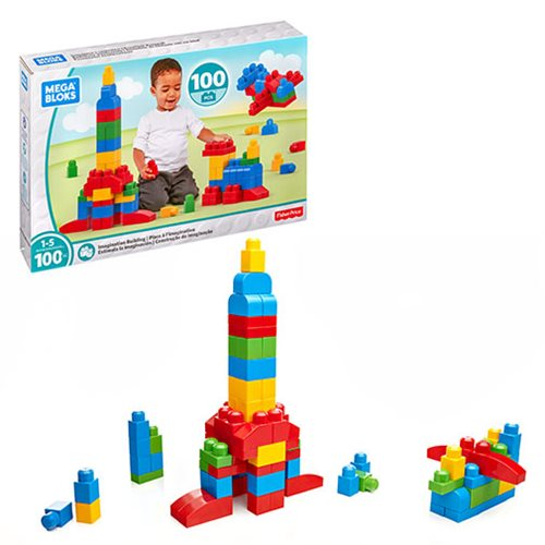Mega Bloks Imagination Building Playset