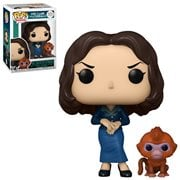 His Dark Materials Mrs. Coulter Pop! Vinyl Figure with Daemon Buddy