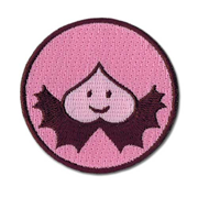 Kill la Kill Pink Pattern Patch