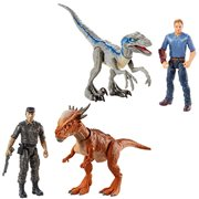 Jurassic World: Fallen Kingdom Story Pack Figure Case