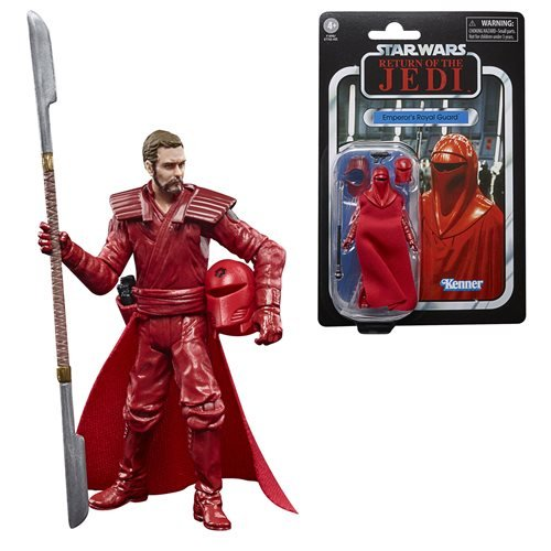 Star Wars The Vintage Collection Emperor's Royal Guard 3 3/4-Inch Action Figure