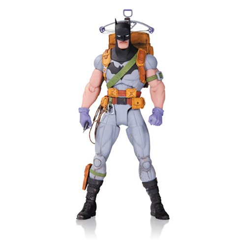 DC Comics Designer Series Survival Gear Batman by Greg Capullo Action Figure