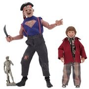 Goonies Sloth and Chunk 8-Inch Scale Clothed Action Figure 2-Pack