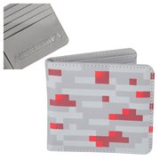 Minecraft Redstone Bifold Wallet