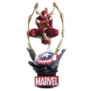 Marvel Avengers: Infinity War Iron Spider DS015 D-Select 6-Inch Statue - Previews Exclusive