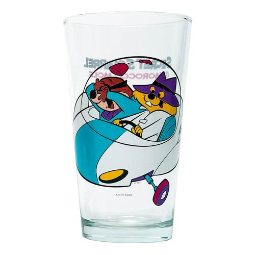 Hanna-Barbera Secret Squirrel Toon Tumbler Pint Glass