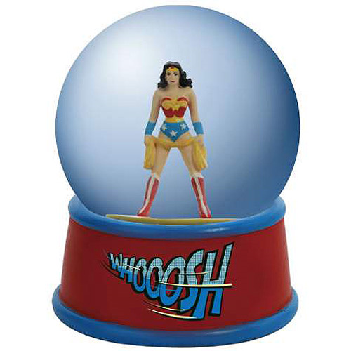 Wonder Woman Whooosh! Water Globe