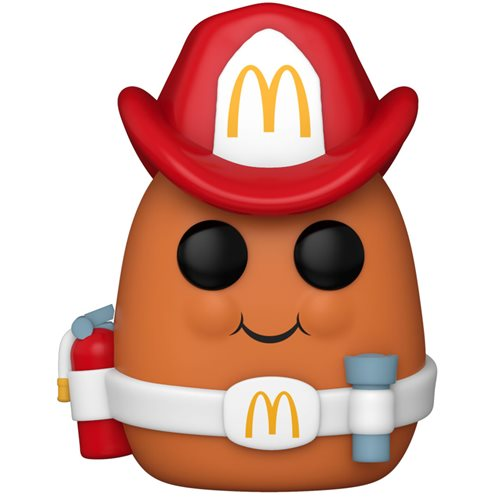 McDonald's Fireman Nugget Pop! Vinyl Figure