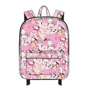 Pokemon Fairy Type Print Nylon Backpack