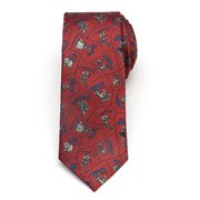 Toy Story 4 Characters Red Big Boy's Tie