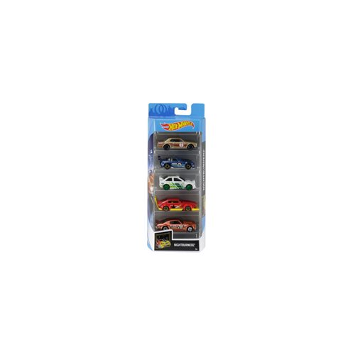 Hot Wheels 2020 5-Car Pack Wave 6 Case