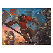 DOTA 2: The Comic Collection Hardcover Graphic Novel