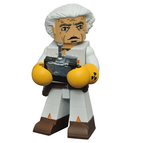 Back to the Future Doc Brown Vinimate Vinyl Figure