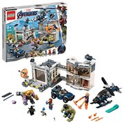 LEGO 76131 Marvel Super Heroes Avengers Compound Battle