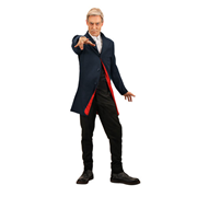 Doctor Who Twelfth Doctor Men's Jacket