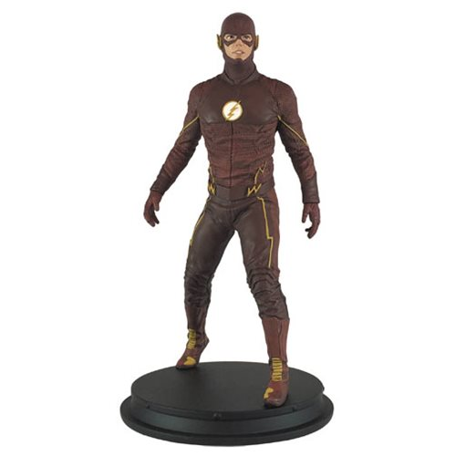 Flash TV Flash Season 2 Suit Statue - Previews Exclusive