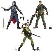 G.I. Joe Classified Series 6-Inch Action Figures Wave 4 Case of 6