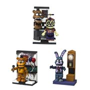 FNAF Series 3 Micro Construction Set 3-Pack