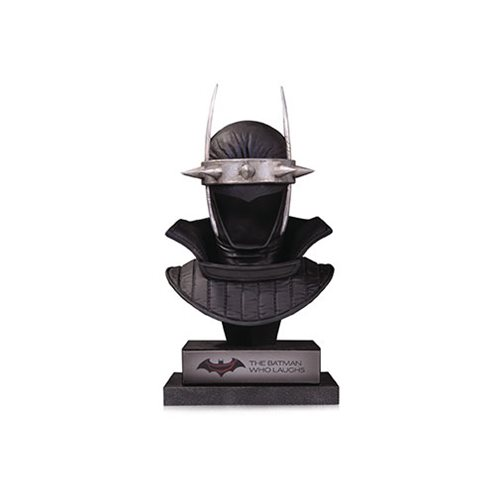 DC Gallery The Batman Who Laughs Cowl Statue