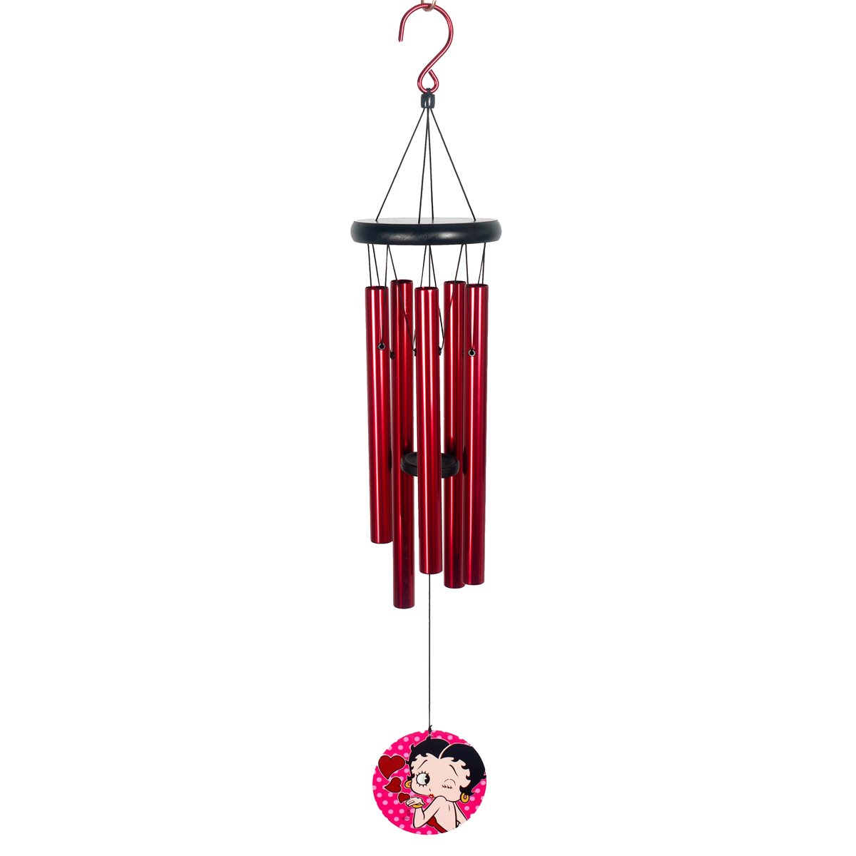 Spoontiques Betty Boop Wind Chime