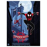 Spider-Man: Into the Spider-Verse by Brian Miller Lithograph Art Print