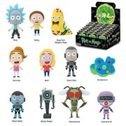 Rick and Morty 3D Figural Key Chain Random 6-Pack