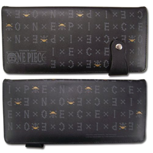 One Piece Pattern Girls Wallet