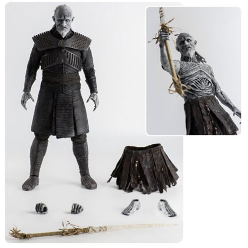 Game of Thrones White Walker 1:6 Scale Deluxe Action Figure