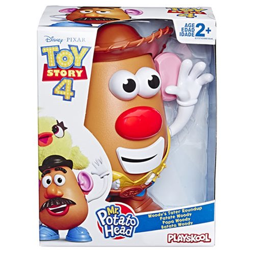 Toy Story Mr. Potato Heads Classic Woody and Buzz Lightyear
