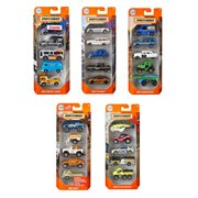 Matchbox Car Collection 5-Pack Mix 1 Case