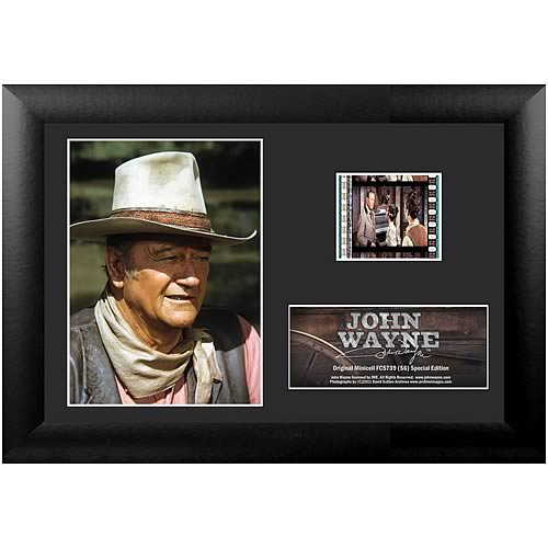 John Wayne Series 6 Special Edition Mini Cell