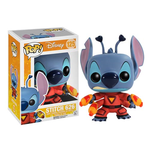 Disney Lilo & Stitch Experiment 626 Spacesuit Pop! Vinyl Figure