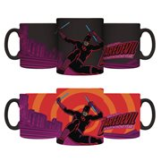Daredevil Radar Sense Heat Change Mug - Previews Exclusive