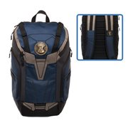 Avengers: Infintiy War Thanos Infinity Guantlet Rear-Zip Backpack