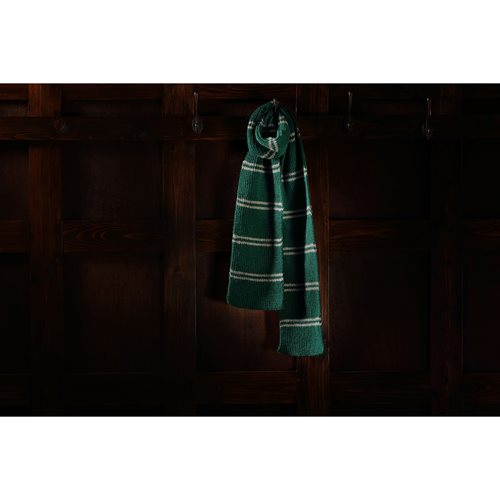 Harry Potter Slytherin House Scarf Knitting Kit