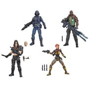 G.I. Joe Classified Series 6-Inch Action Figures Wave 4 Revision 1 Case of 6