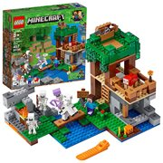 LEGO Minecraft Creative Adventures 21146 The Skeleton Attack