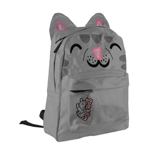 Big Bang Theory Soft Kitty with Ears Backpack