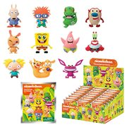Nickelodeon 3-D Figural Key Chain 6-Pack