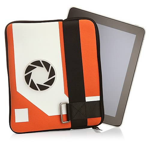 Portal Aperture Laboratories iPad Sleeve