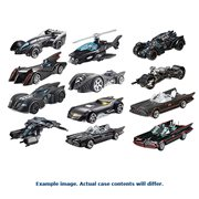 Hot Wheels Batman 1:50 Scale Premium Wave 2 Rev. 1 Case