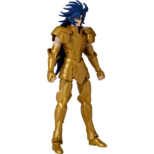 Knights of the Zodiac Anime Heroes Wave 1 Gemini Saga Action Figure