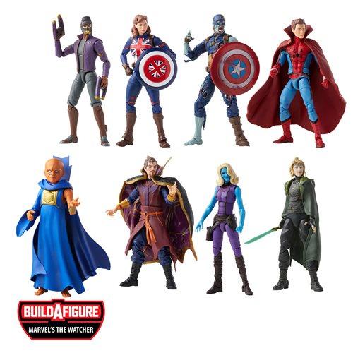 Avengers Marvel Legends 6-Inch Action Figures Wave 2 Case