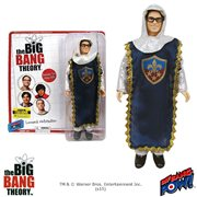 The Big Bang Theory Leonard in Knight Costume 8-Inch Action Figure - Convention Exclusive