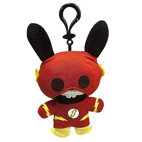 DC Heroes Skelanimals Flash Jack Clip-On Plush