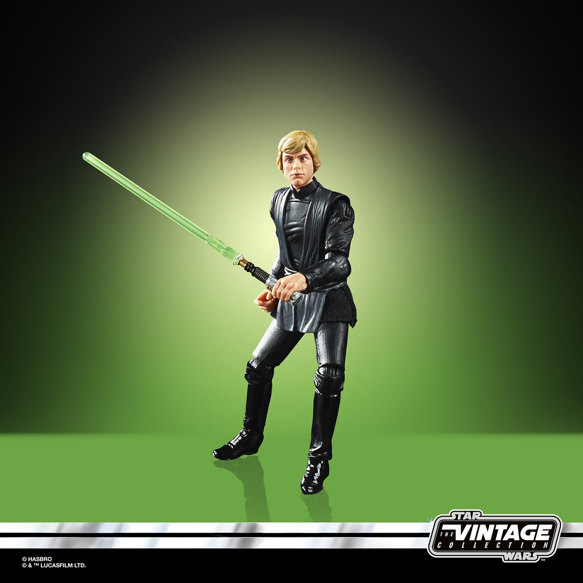 Star Wars The Vintage Collection Luke Skywalker Jedi Knight 3 3 4 Inch Action Figure Entertainment Earth