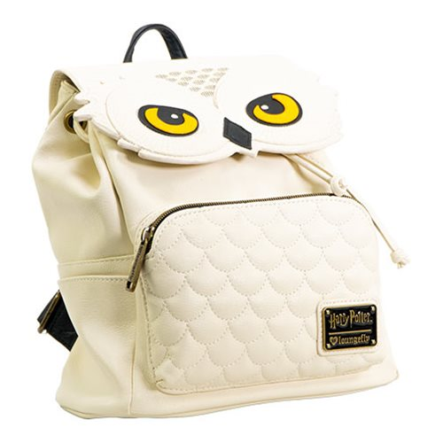 4f326440a83 Harry Potter Hedwig Mini Backpack - Entertainment Earth